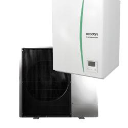 luft til vand varmepumpe Mitsubishi – Ecodan Silent Hydrobox PUHZ-SW75YAA