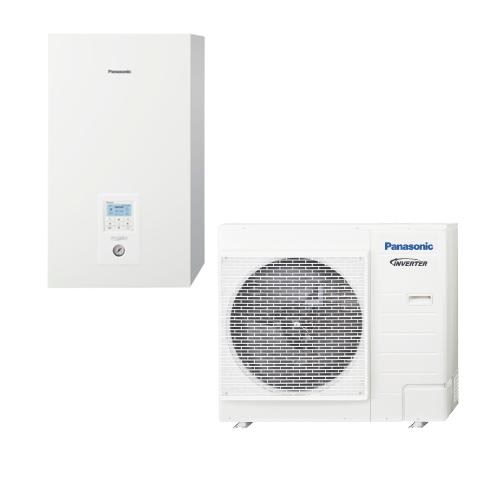 luft til vand varmepumpe Panasonic – Aquarea Hydrobox 7kW