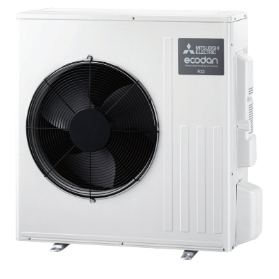 luft til vand varmepumpe Mitsubishi – Ecodan SUZ-SWM60VA All in One-2